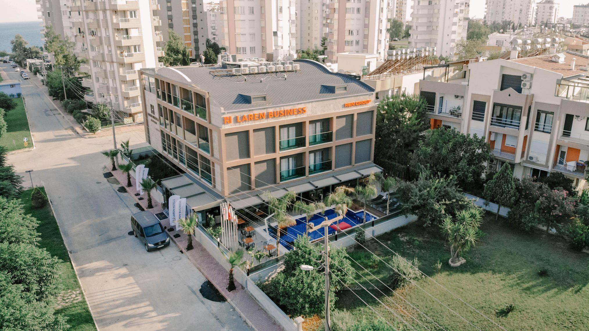 LAREN SEASIDE HOTEL AND SPA