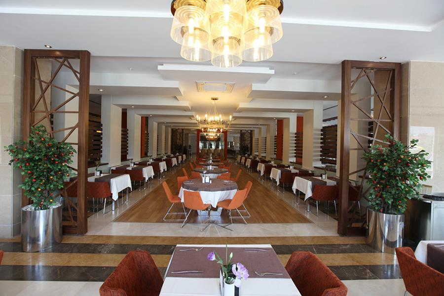 SEHER SUN PALACE RESORT AND SPA*****