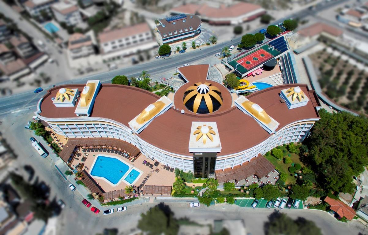 SIDE ALEGRIA HOTEL AND SPA*****