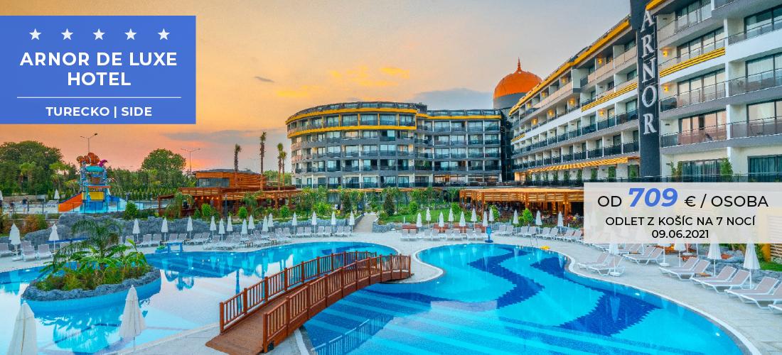 ARNOR DE LUXE HOTEL