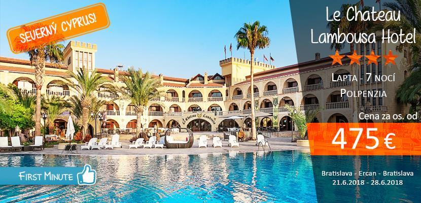 le chateau lambousa hotel
